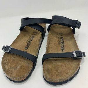 Birkenstock Womens Daloa Sandals Size 6 (A145)